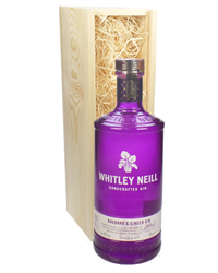 Whitley Neill Rhubarb And Ginger Gin Gift