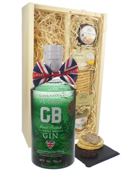 Chase GB Gin And Gourmet Food Gift Box