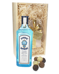 Bombay Gin And Chocolates