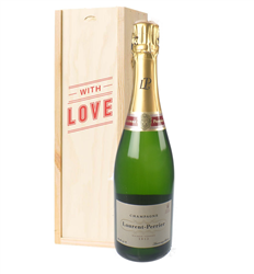 Laurent Perrier Champagne Valentines Day Gift