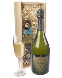 Dom Perignon Champagne and Chocolat...