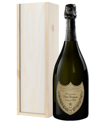 Dom Perignon Champagne Gift in Wood...