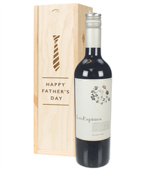 Cabernet Sauvignon Chilean Red Wine Fathers Day Gift In Wooden Box