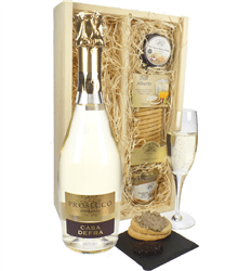 Prosecco Food Hampers