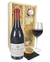 Chateauneuf Du Pape Wine And Gourmet Food