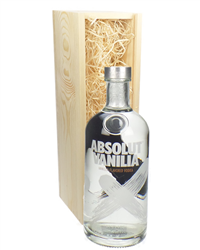 Absolut Vanilla Vodka Gift