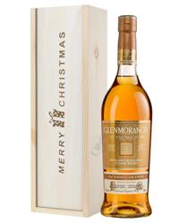 Glenmorangie Nectar Dor Malt Whisky Christmas Gift In Wooden Box