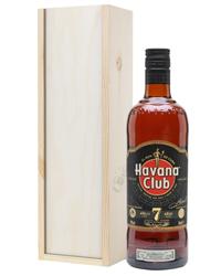 Havana Club 7 Year Old Rum Gift
