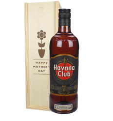Havana Club 7 Year Old Rum Mothers Day Gift