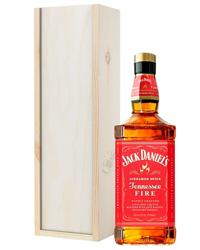 Jack Daniels Fire Whiskey Gift