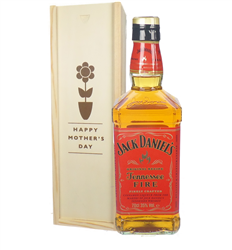 Jack Daniels Fire Whiskey Mothers Day Gift