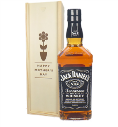 Jack Daniels Whiskey Mothers Day Gift