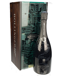 James Bond 007 Bollinger Millesime ...