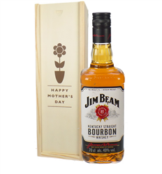 Jim Beam Kentucky Bourbon Whiskey Mothers Day Gift