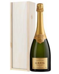 Krug Grande Cuvee Champagne Gift in...