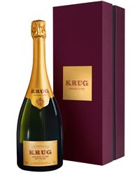 Krug Grande Cuvee Gift Box