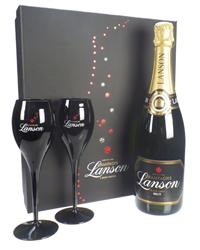 Lanson Black Flute Set