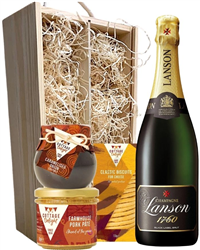 Lanson Champagne & Gourmet Food Gif...