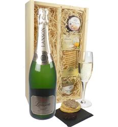 Lanson Gold Label Champagne & Gourm...