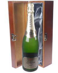 Lanson Gold Label Champagne Luxury ...