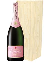 Lanson Rose Champagne Magnum 150cl ...