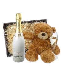 Lanson White Label Champagne and Te...