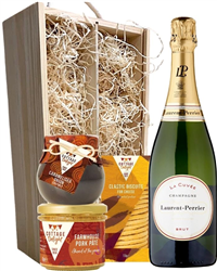 Laurent Perrier Champagne & Gourmet...