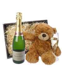 Laurent Perrier Champagne and Teddy...