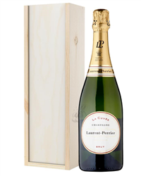 Laurent Perrier Champagne Gift in W...