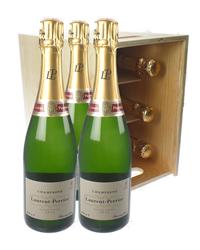 Laurent Perrier Champagne Six Bottl...