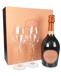 Laurent Perrier Rose Champagne Gift...