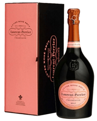 Laurent Perrier Rose Champagne Magn...