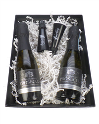Mini Prosecco Gift Basket