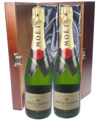 Moet et Chandon Champagne Twin Luxu...