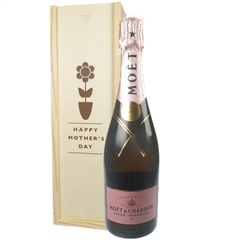 Moet et Chandon NV Rose Champagne Mothers Day Gift
