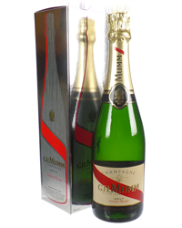 Mumm Cordon Rouge Gift Box