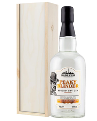 Peaky Blinder Spiced Dry Gin Gift