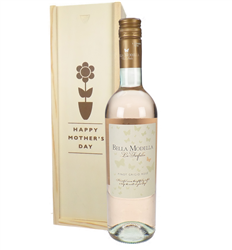Pinot Grigio Rose Wine Mothers Day Gift