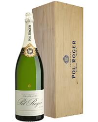 Pol Roger Champagne Jeroboam 300cl ...