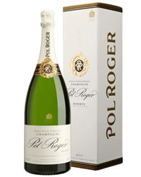 Pol Roger Champagne Magnum 150cl Gi...