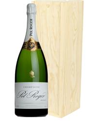 Pol Roger Champagne Magnum 150cl in...