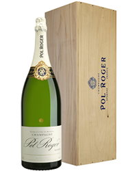 Pol Roger Champagne Methuselah