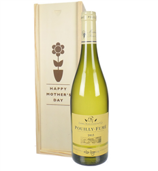 Pouilly Fume White Wine Mothers Day Gift