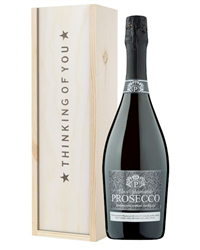 Prosecco Thinking of You Gift - Prosecco Spumante
