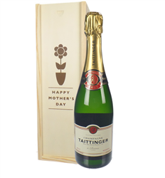 Taittinger Brut Champagne Mothers Day Gift