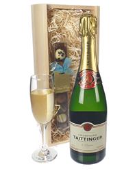 Taittinger Champagne and Chocolates...
