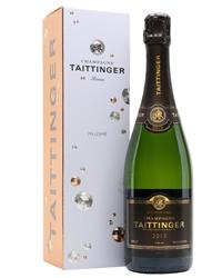 Taittinger Vintage Champagne Gift B...