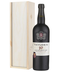 Taylors 10 Year Old Port Gift