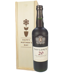 Taylors 20 Year Old Port Mothers Day Gift