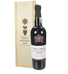 Taylors Late Bottled Vintage Port Mothers Day Gift